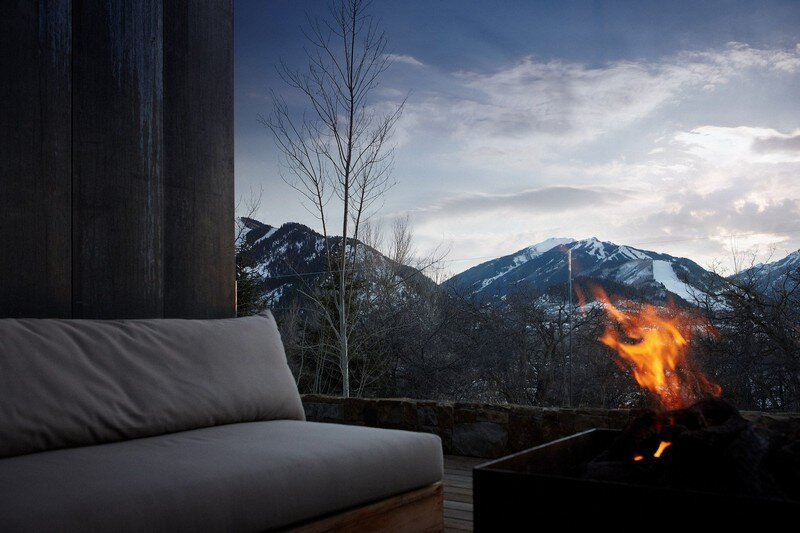 La Muna – Rustic Ski Chalet in Red Mountain, Colorado