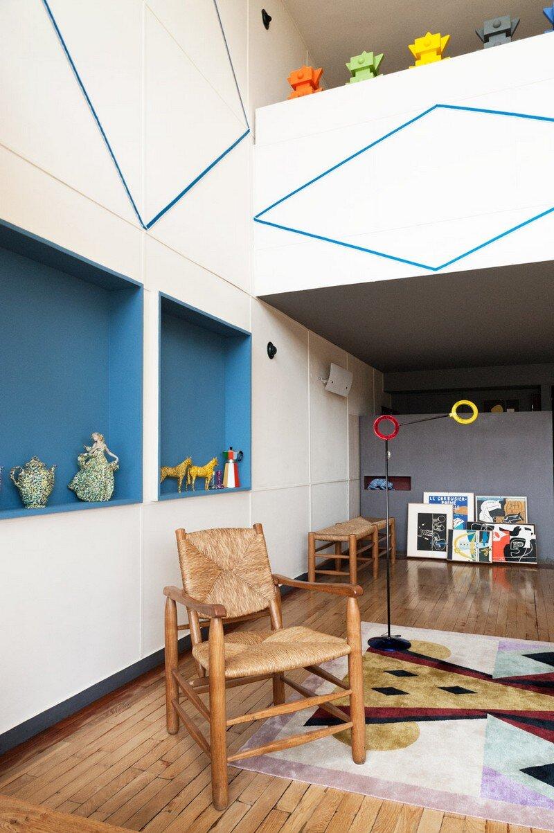 Le Corbusier Unite D Habitation le corbusier apartment 50 at the unité d'habitation in marseille