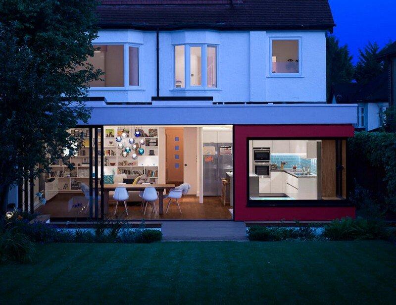 Minchenden Crescent by Andrew Mulroy Architects (21)