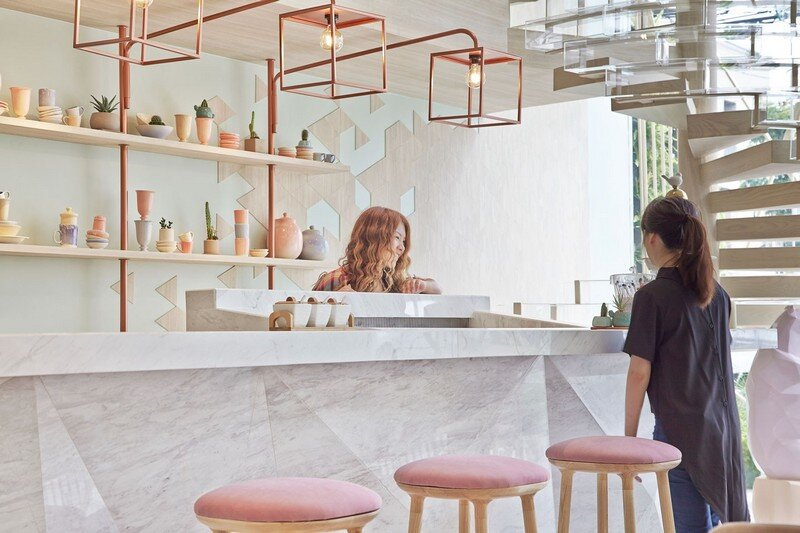 Shugaa – Room for Dessert / Party / Space / Design