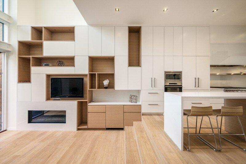 Two Slim Semi-Detached Dwellings Architects Luc Bouliane (10)