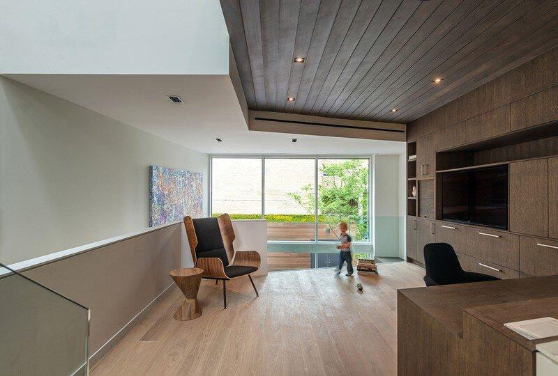 Two Slim Semi-Detached Dwellings Architects Luc Bouliane (14)