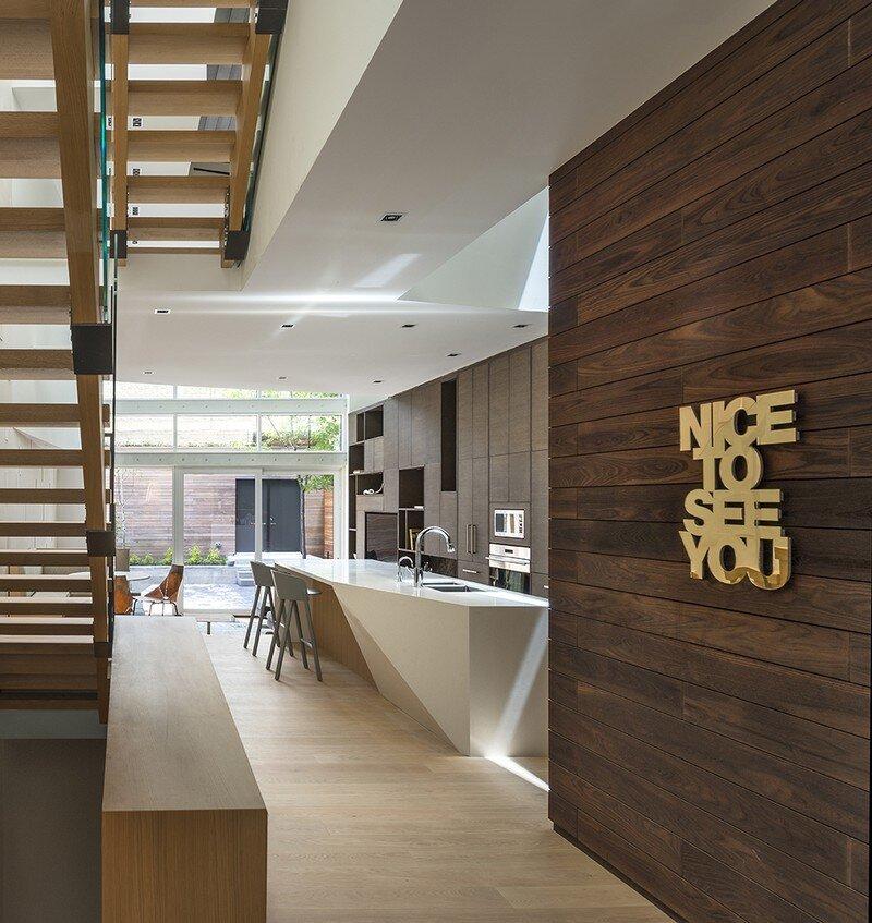 Two Slim Semi-Detached Dwellings Architects Luc Bouliane (2)