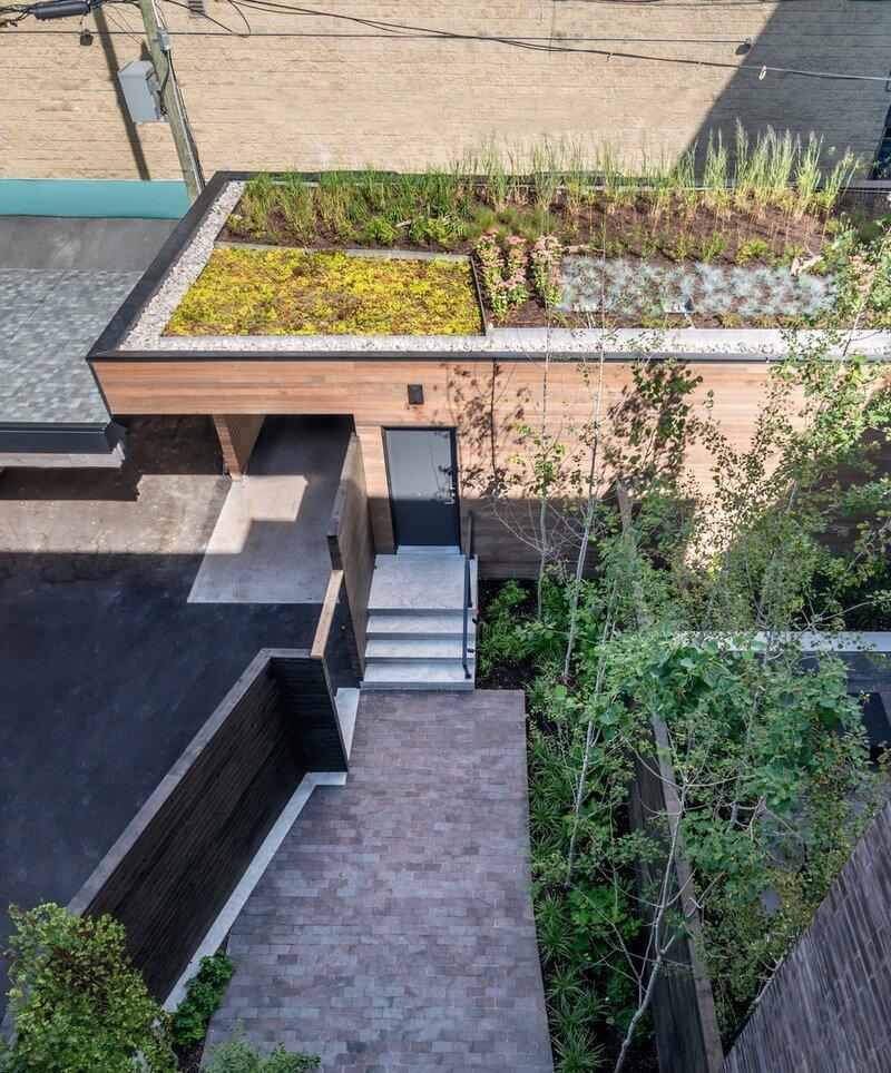 Two Slim Semi-Detached Dwellings Architects Luc Bouliane (6)