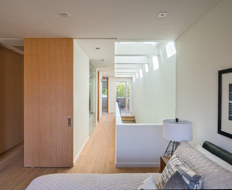 Two Slim Semi-Detached Dwellings Architects Luc Bouliane (8)