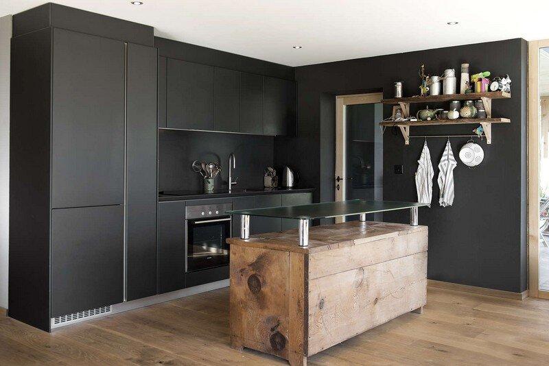 kitchen, Alp'Architecture sàrl Switzerland (2)