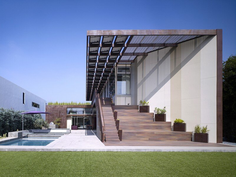 Yin-Yang House – Net-Zero Energy Single-Family Home