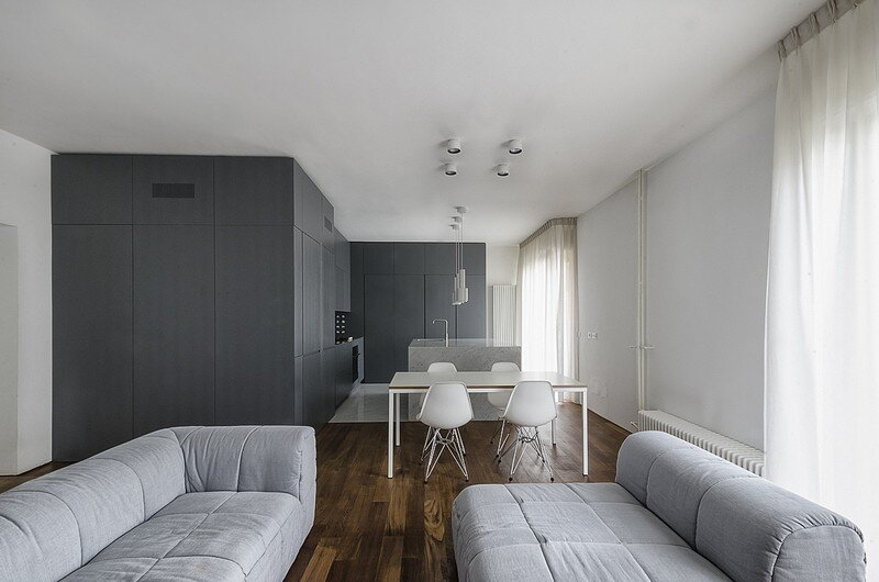 Apartment in Pisa by Sundaymorning Architectural Office