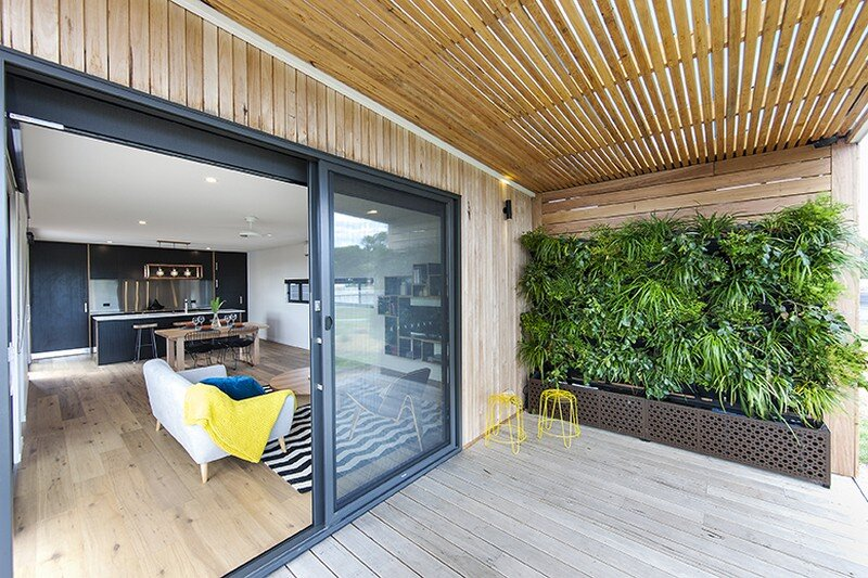 Eco Balanced Sustainable Prefab Retreat By Ecoliv
