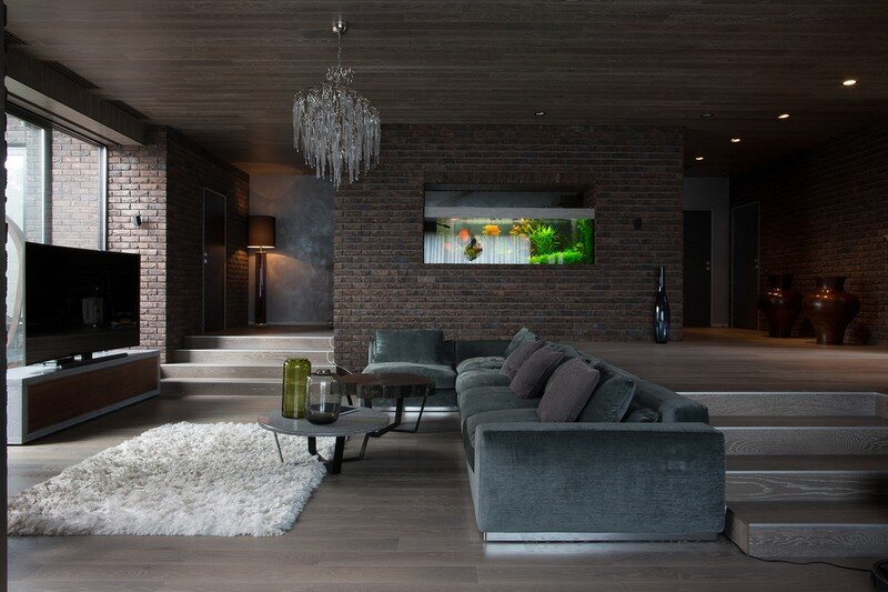 Elite House in the Rostov Region / Architectural Studio Chado
