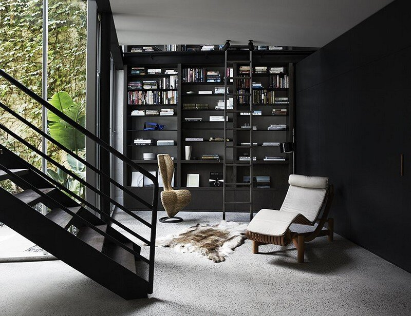 fitzroy house relaxing retreat by fiona lynch. Black Bedroom Furniture Sets. Home Design Ideas