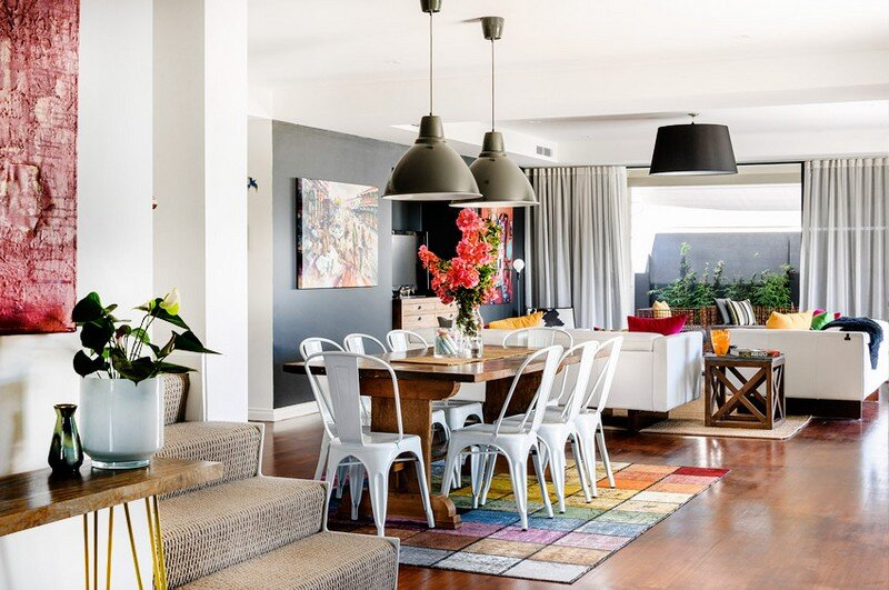 North Coogee House – Rustic and Fun Design by Collected Interiors