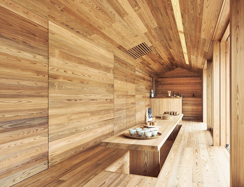 Yoshino Cedar House Promotes New Relationships Between Hosts and Guests