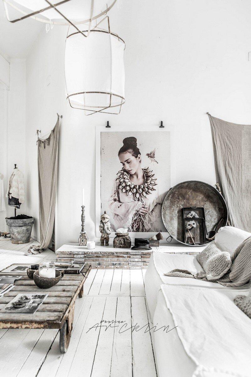 Bright Loft and Creative Office in Milan Paulina Arcklin 12