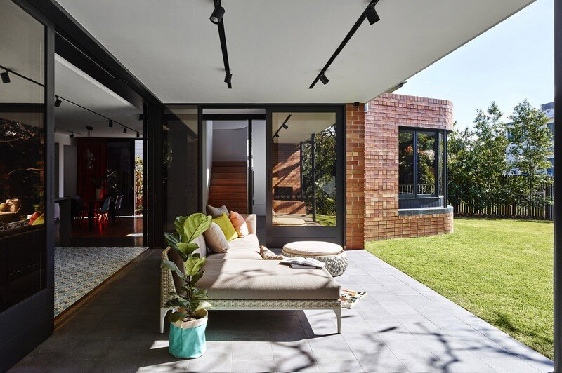 Drury Street House – Renovation and Extension to a Queenslander