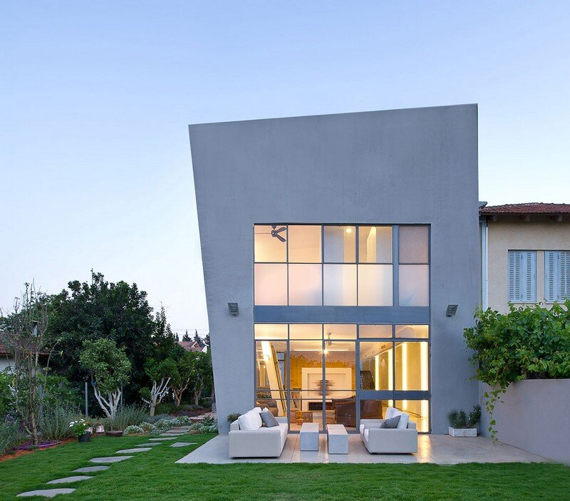 Ecological House Herzliya