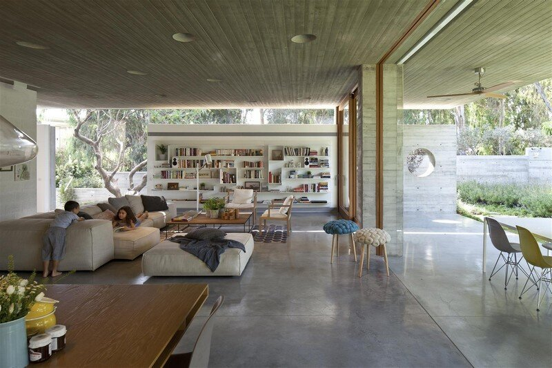 Kedem House in Ramat HaSharon: A House of an Architect