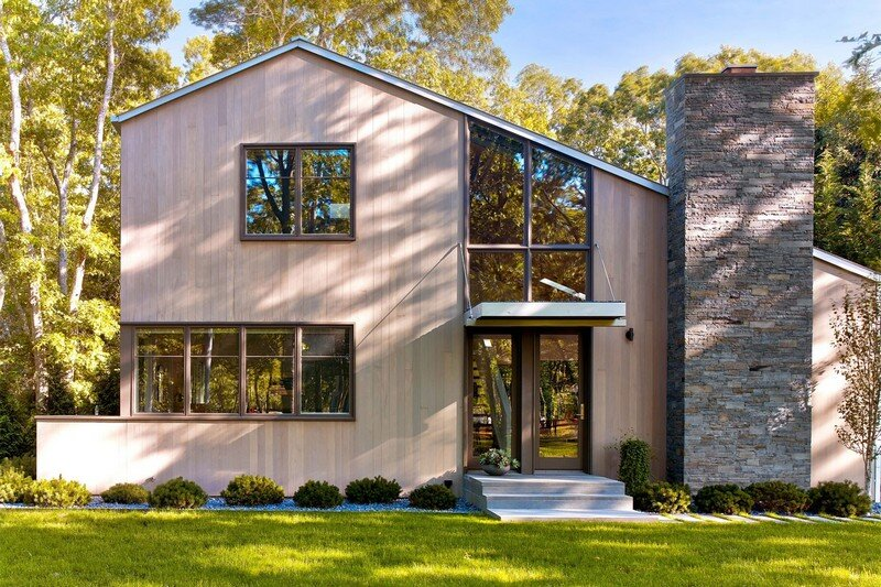 Levine House: Summer and Weekend Retreat in Water Mill / CCS Architecture