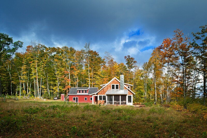 Madeline Island Retreat by Albertsson Hansen Architecture