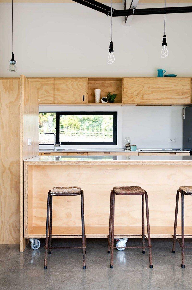 kitchen, Red Architecture 5