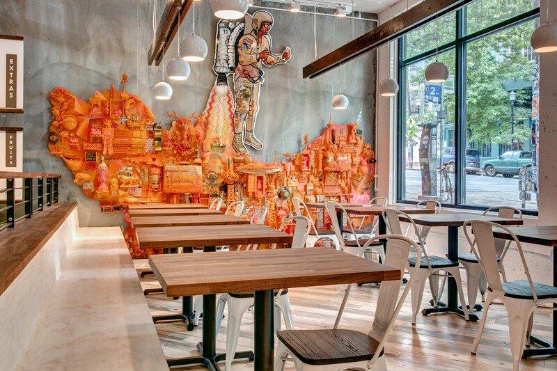 interior design, Seattle Board and Vellum 14