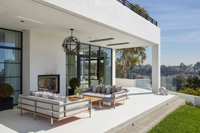 Pacific Palisades Residence in Los Angeles / CCS Architecture