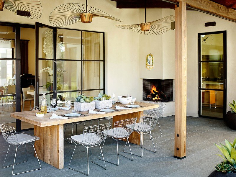 Portola Valley Courtyard House by Butler Arsmden Architects
