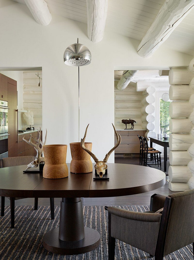 Rustic Retreat Updated with Contemporary Interiors Yellowbell by CLB Architects 3