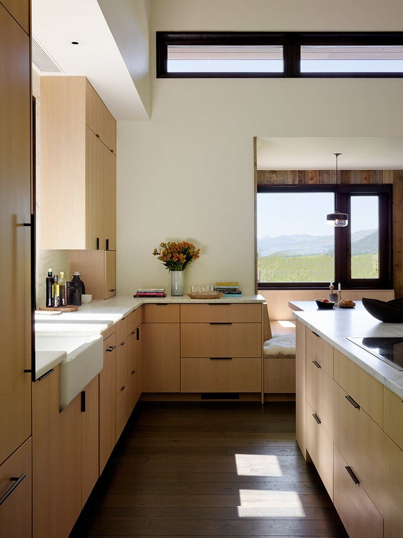 Shooting Star House by Carney Logan Burke Architects 4