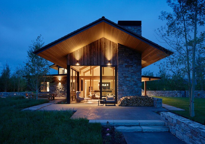 Shooting Star House by Carney Logan Burke Architects 14
