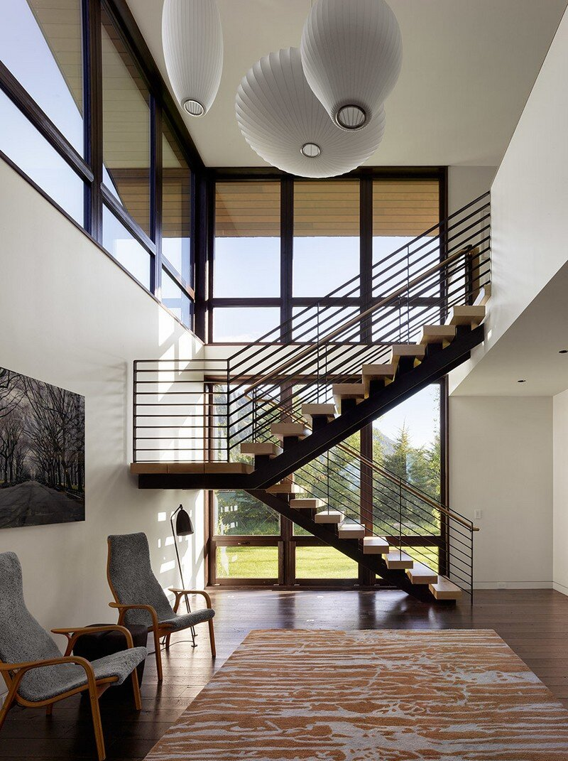 Shooting Star House by Carney Logan Burke Architects 9