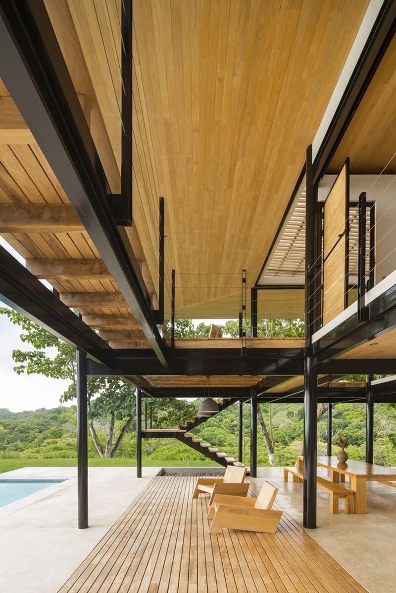 residential, Benjamin Garcia Saxe