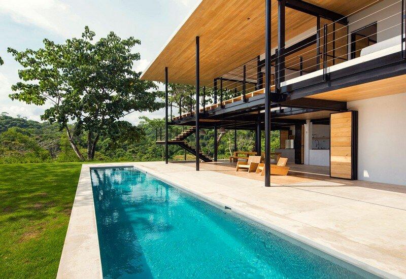 pool, Benjamin Garcia Saxe