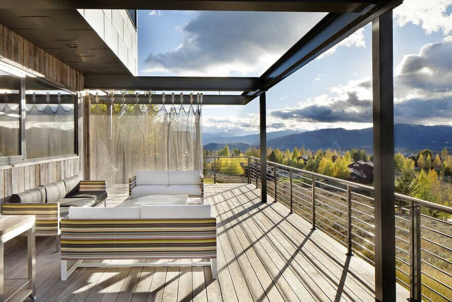Tech House, Cushing Terrelland Hoyt Architects