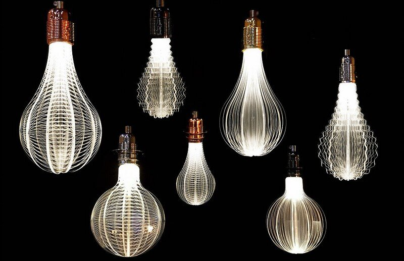 URI Light Collection – Soft and Minimalist LED Bulbs by Nap