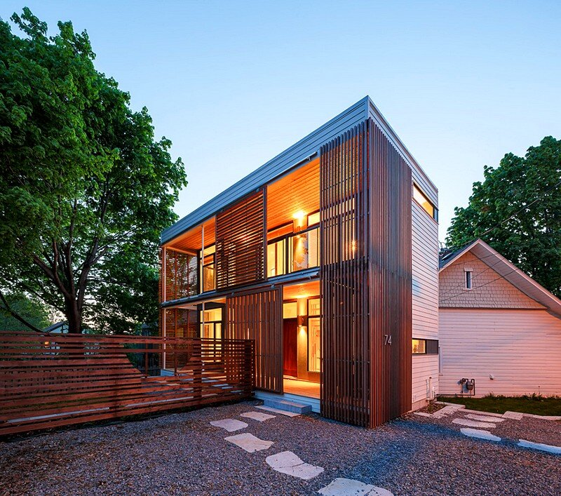 Geny House is Inspired by the Simplicity of Japanese Minka Houses