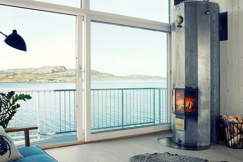 fireplace, Asante Architecture & Design