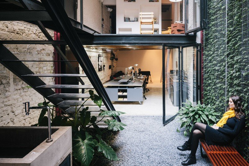 Kana Filmes Offices – a Playful and Creative Work Environment