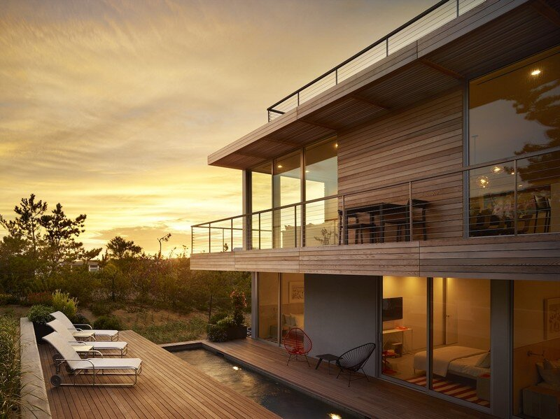 Mako House in Amagansett by Stelle Lomont Rouhani Architects