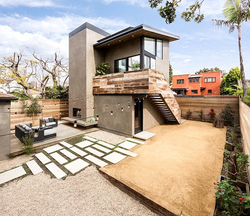 Mar Vista Art Studio by Hsu McCullough Architecture