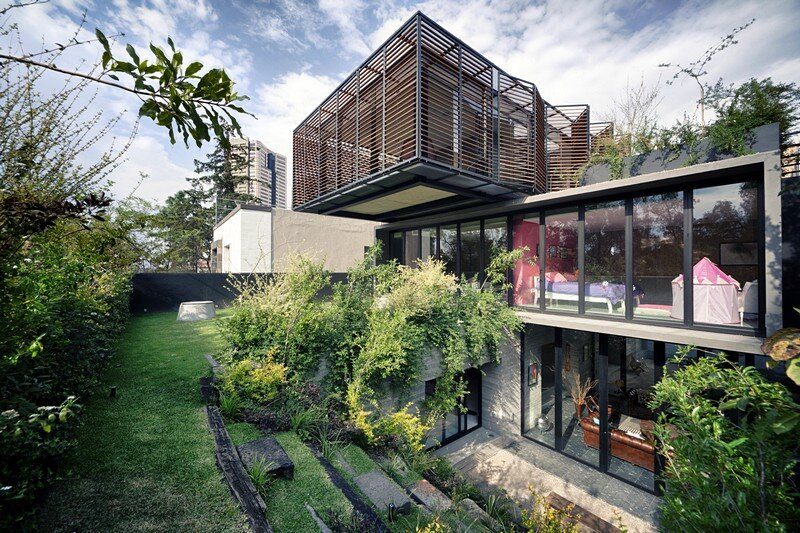 PN House in Mexico City