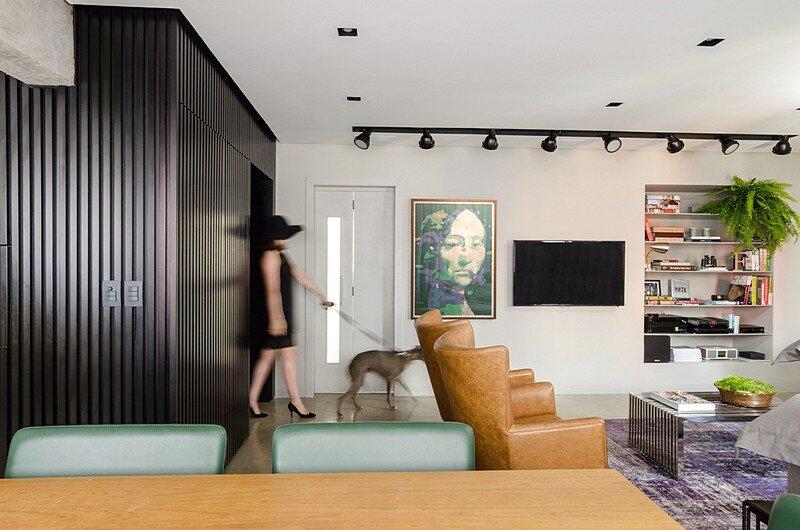 GW Apartment in Porto Alegre / Ambidestro Arquitetura