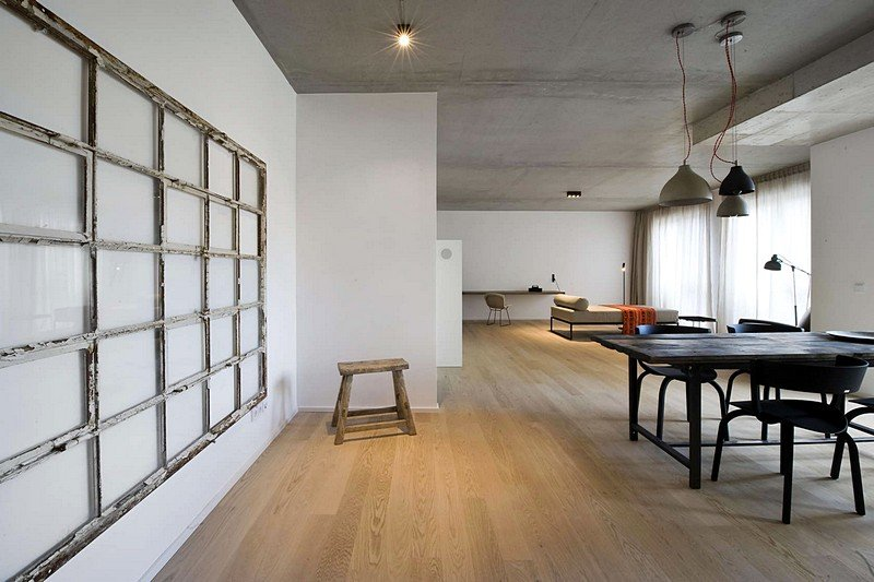 Minimalist Apartment in Munich