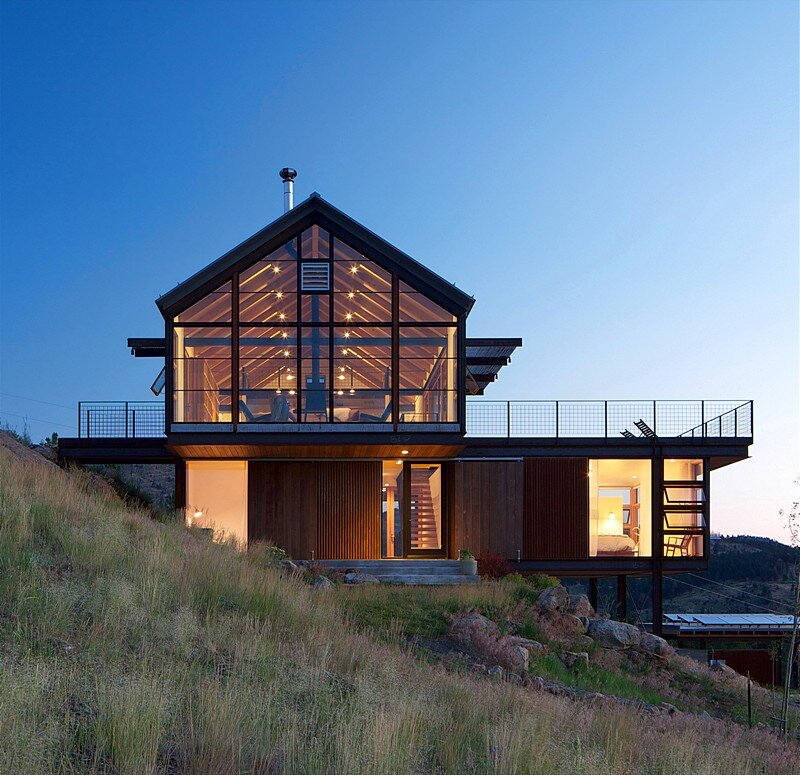 Sunshine Canyon House 13