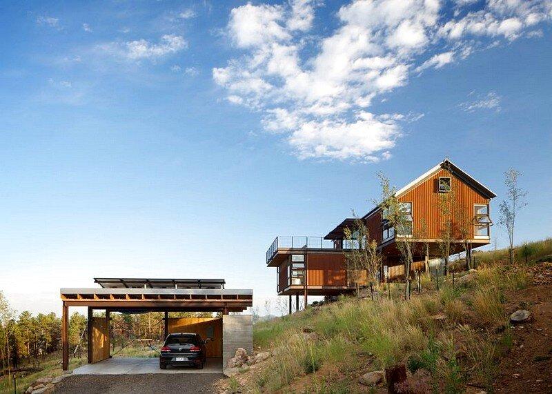 Sunshine Canyon House 1