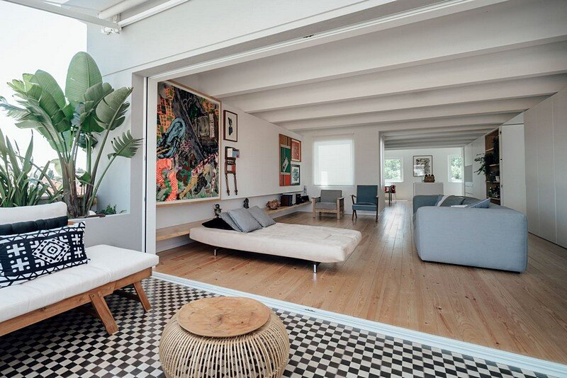 BA Apartment in Lisbon