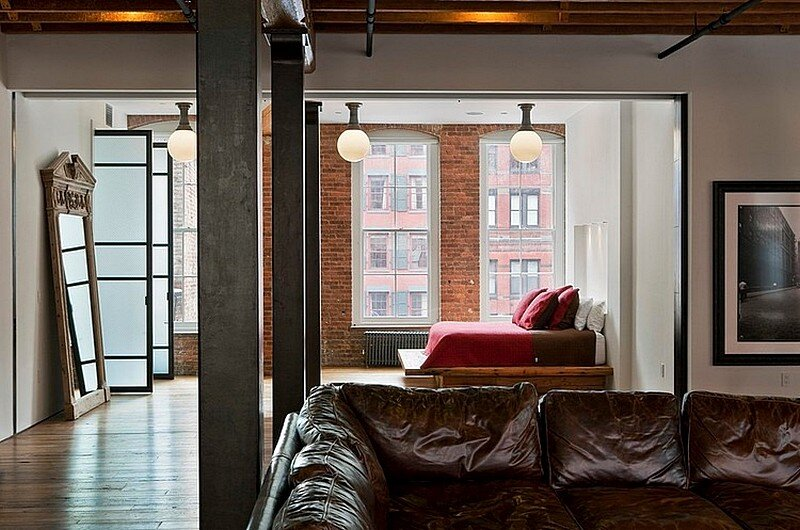 Franklin Street Loft in TriBeCa / Jane Kim Design