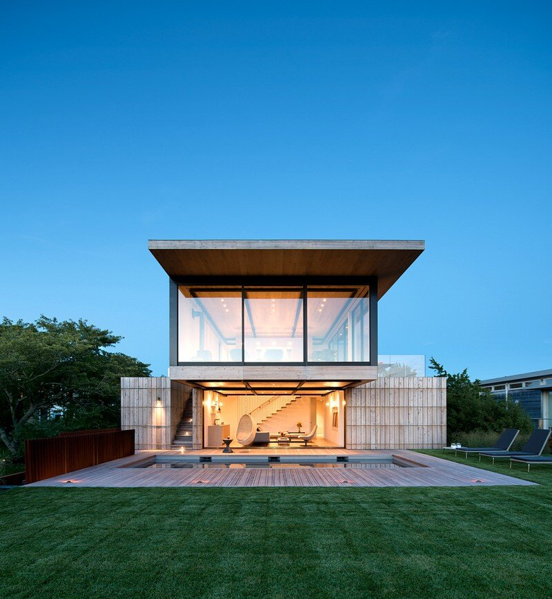Atlantic House / Bates Masi Architects