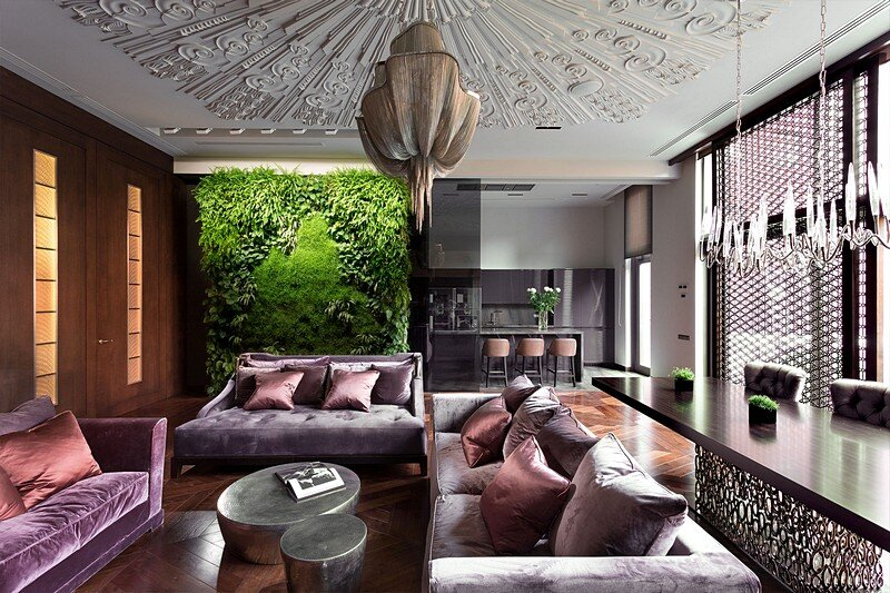 Belle Epoque Residence by DreamDesign