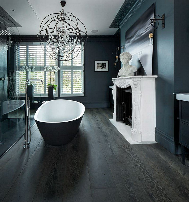 bathroom, interior design